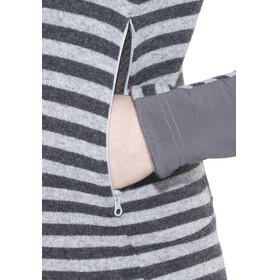 Edelrid Creek Fleece Jacket Women Grey